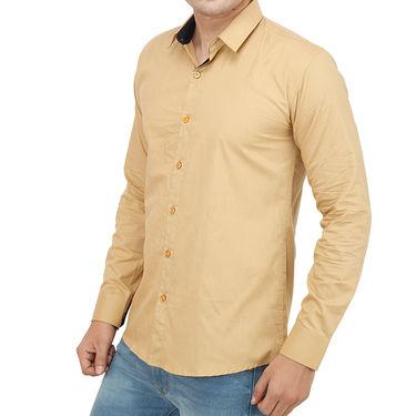 Branded Casual Shirt For Men_Bgep016 - Beige