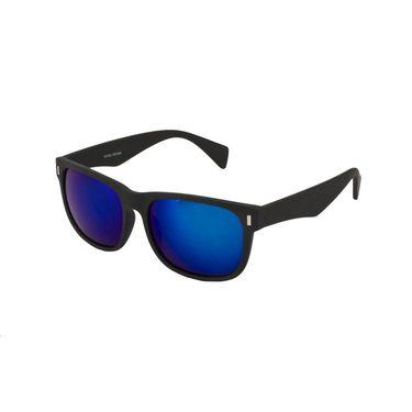 Swiss Design Full Rim Plastic Sunglasses For Unisex_S89218bk - Blue
