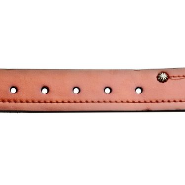 Swiss Design Leatherite Casual Belt For Men_Sd113tn - Tan