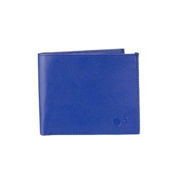 Mango People Stylish Wallet For Men_Mp107bl - Blue