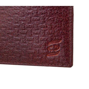 Swiss Design Stylish Wallet For Men_Sdw70652br - Brown