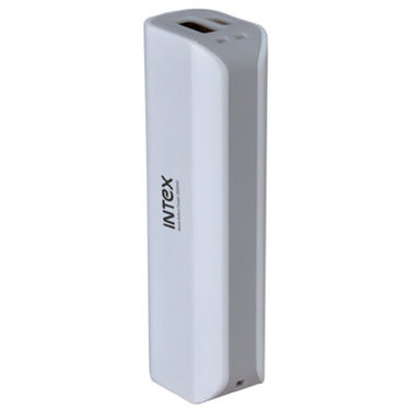 Intex 2000 mAh Power Bank - White