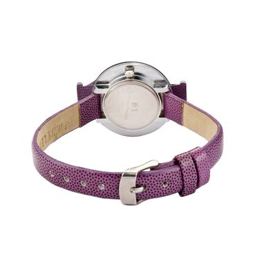 Mango People Round Dial Watch For Women_MP001PR01 - Purple
