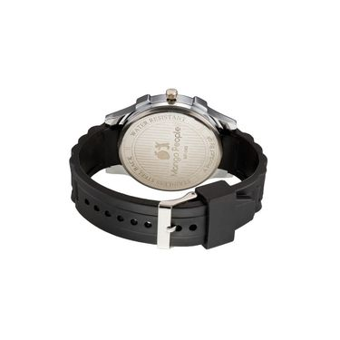 Mango People Round Dial Watch For Women_MP040 - White