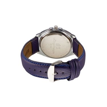 Mango People Round Dial Watch For Women_MP046BL01 - Black
