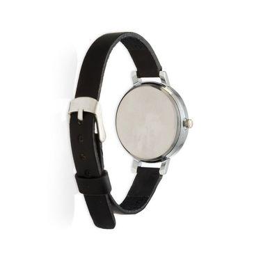 Oleva Analog Wrist Watch For Women_Olw8b - Black