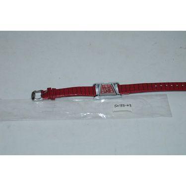 Oleva Analog Wrist Watch For Women_Olw18r - Red