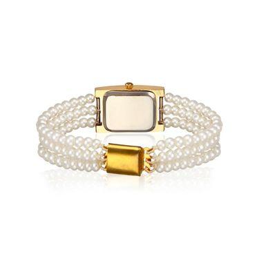 Oleva Analog Wrist Watch For Women_Opw10g - White