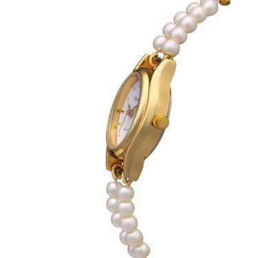 Oleva Analog Wrist Watch For Women_Opw81 - White
