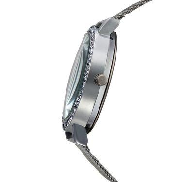 Oleva Analog Wrist Watch For Women_Osw2w - White