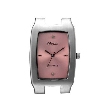 Oleva Analog Wrist Watch For Women_Osw9p - Pink
