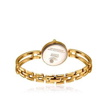 Oleva Analog Wrist Watch For Women_Osw17g - Golden
