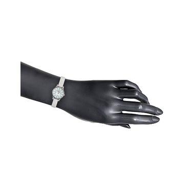 Oleva Analog Wrist Watch For Women_Opuw34w - White