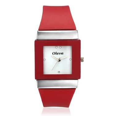Combo of 3 Oleva Analog Wrist Watches For Women_Opuc09