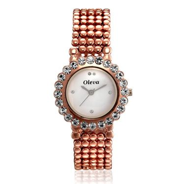 Combo of 3 Oleva Analog Wrist Watches For Women_Ovd1004