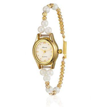 Combo of 2 Oleva Analog Wrist Watches For Women_Ovd166