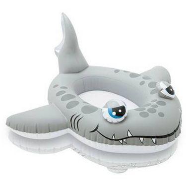 Intex 59380 Kids Inflatable Water Float Whale Shape Swim Pool