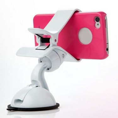 Flashmob Mobile Holder for Smartphones - White