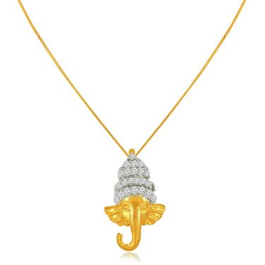 Spargz Brass Metal Pendant_Aip056