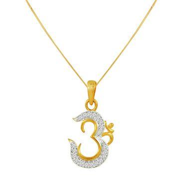 Spargz Brass Metal Pendant_Aip057