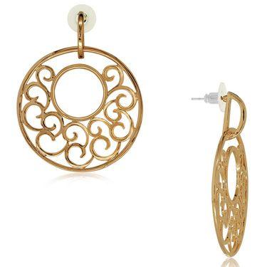 Spargz Alloy Metal Earring_Aier451