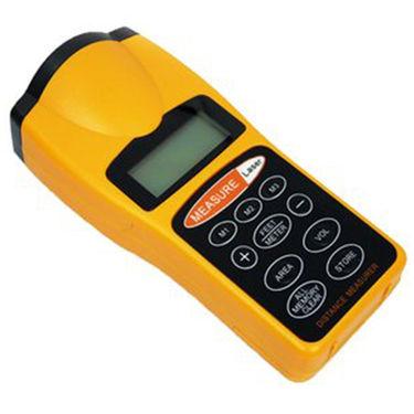 ZINGALALAA Ultrasonic Measuring Device With Laser Pointer