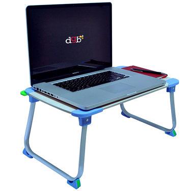 DGB Dime U2 Multi functional Laptop Table - Blue