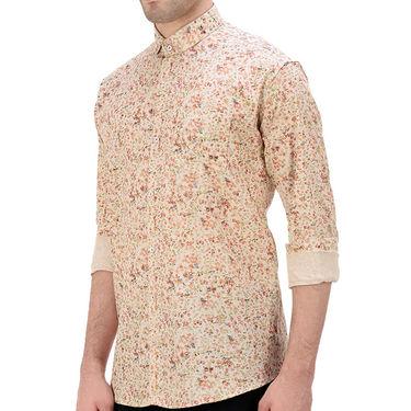 Printed Cotton Shirt_Gkfdscrmd - Multicolor