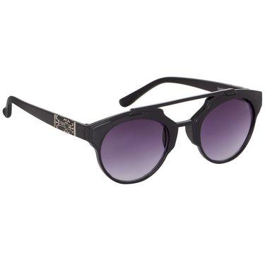 Alee Wayfare Plastic Unisex Sunglasses_Rs0234 - Purple