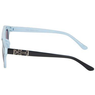 Alee Wayfare Plastic Unisex Sunglasses_Rs0235 - Blue