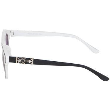 Alee Wayfare Plastic Unisex Sunglasses_Rs0237 - White