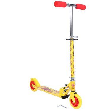 Motu Patlu 2 Wheel Foldable Scooter