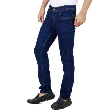 Stylox Jeans With Belt_Dnb2341002