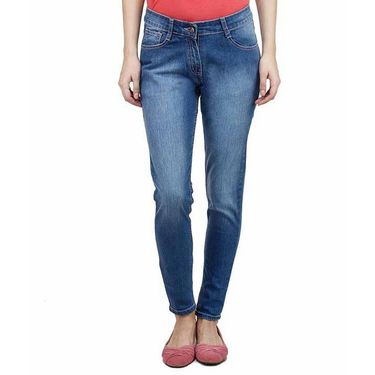 Pack Of 3 Uber Urban Strechable Colored Denims