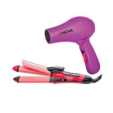 Nova Multistyler and Hair Dryer Combo