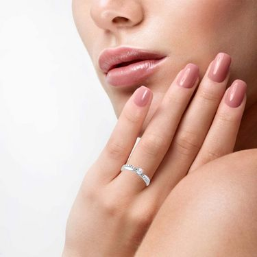 Kiara Swarovski Signity Sterling Silver Raipur Ring_KIR1011