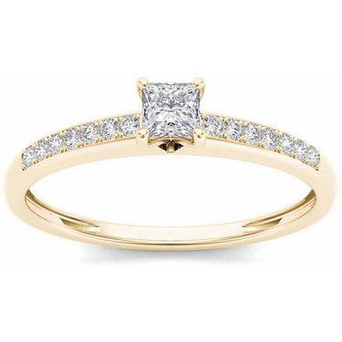 Kiara Swarovski Signity Sterling Silver Naina Ring_KIR1057