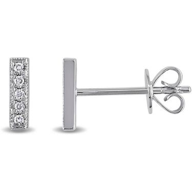 Kiara Swarovski Signity Sterling Silver Yogini Earring_KIE0451