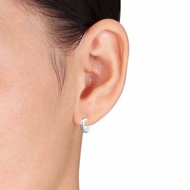 Kiara Swarovski Signity Sterling Silver Karina Earring_KIE0457