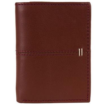 Spire Stylish Leather Wallet For Men_Smw154 - Orange
