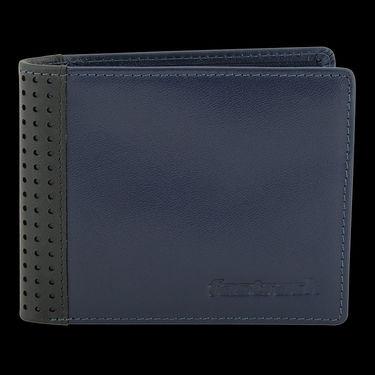 Fastrack Leather Wallets For Men_C0390lbl01 - Blue