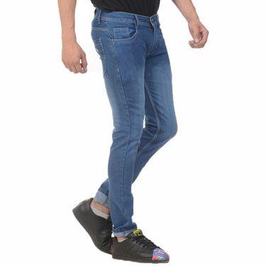 Light Wash Slim Fit Denim Jeans_Jnwtx2 - Blue