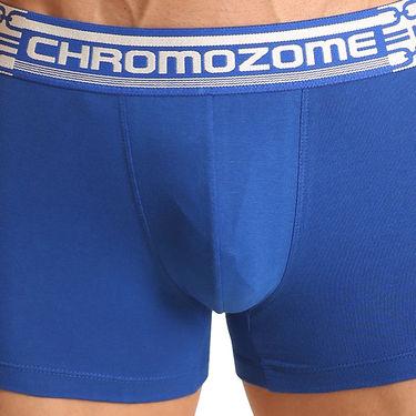 Pack of 3 Chromozome Regular Fit Trunks For Men_10248 - Multicolor