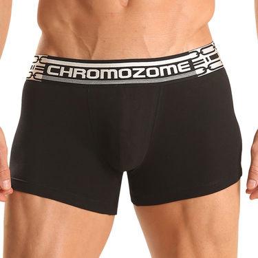 Pack of 3 Chromozome Regular Fit Trunks For Men_10260 - Multicolor