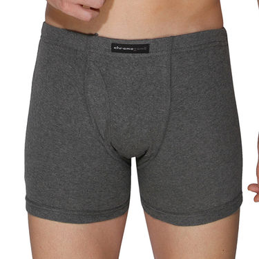 Pack of 3 Chromozome Regular Fit Trunks For Men_10316 - Multicolor