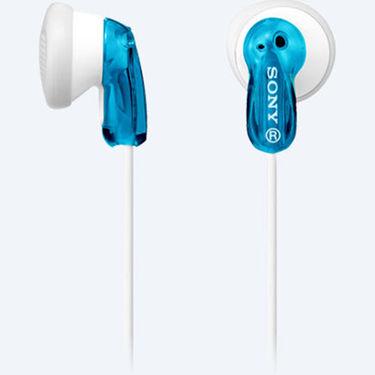 Sony MDR-E9LP In-Ear Earphones (Blue)