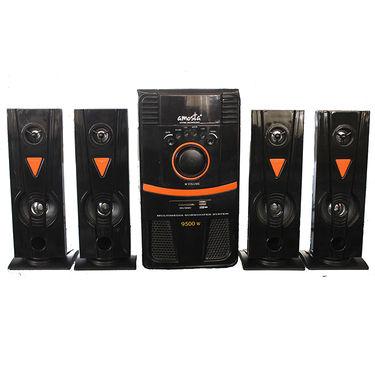 AMOSTA SHT3F02501 9500 W DX Subwoofer - Black