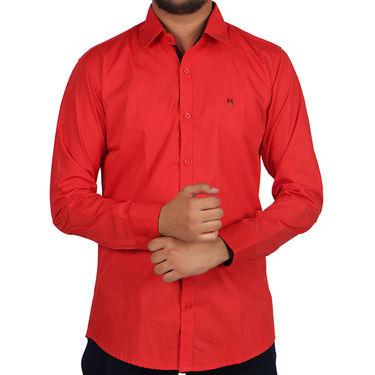 Combo of 2 Yellow Tree Cotton Denim + 3 Cotton Shirts_Osj03