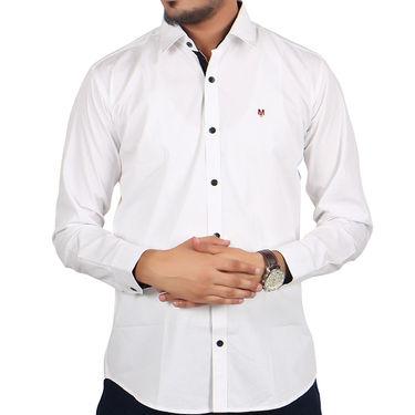 Combo of 1 Yellow Tree Cotton Denim + 2 Cotton Shirts_Osj08