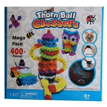 Thorn Ball Block Clusters Mega Pack of 400+ Pieces